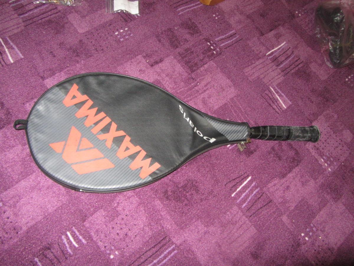 Фото 2 - Теннисная ракетка Maxima