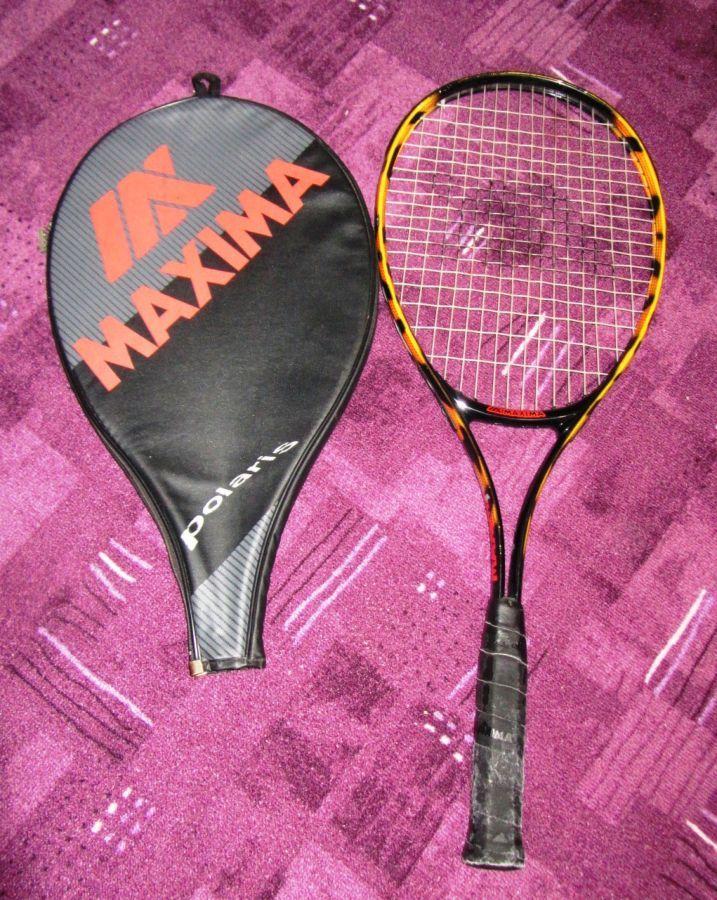 Фото - Теннисная ракетка Maxima