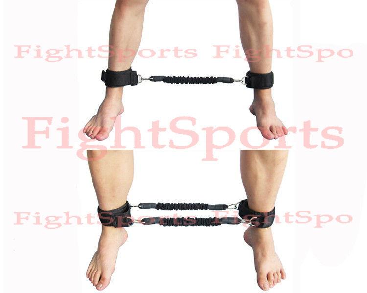 Фото 2 - Латеральный MMA экспандер для ног PRO