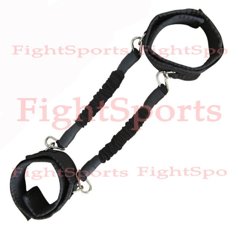 Фото 3 - Латеральный MMA экспандер для ног PRO