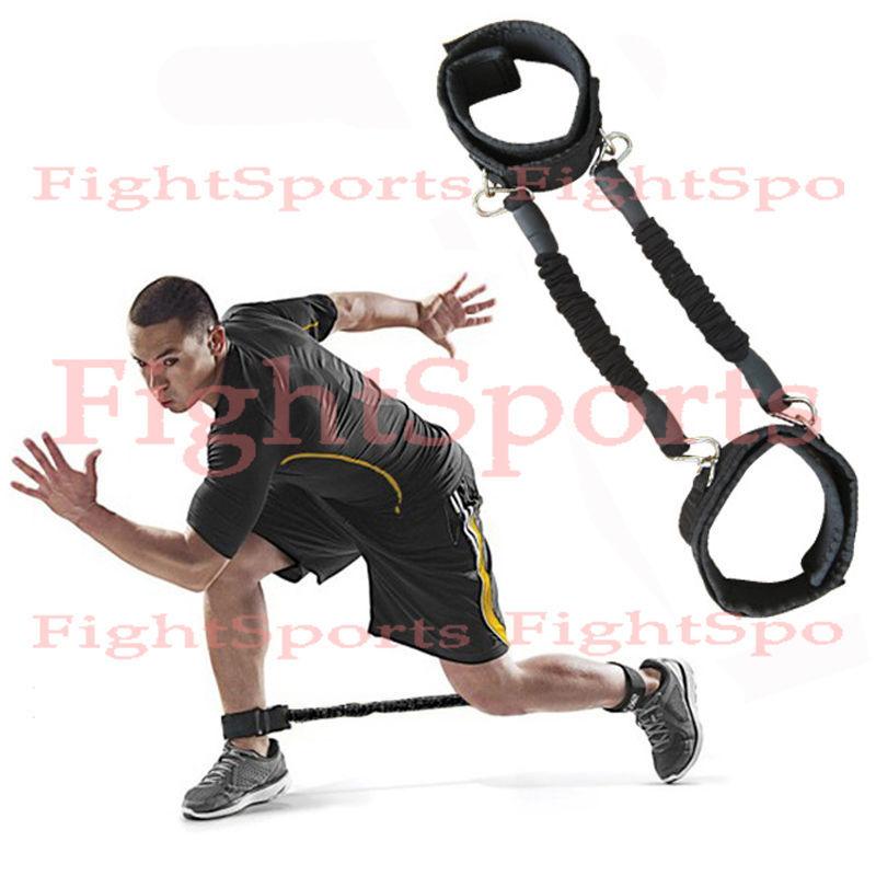 Фото - Латеральный MMA экспандер для ног PRO