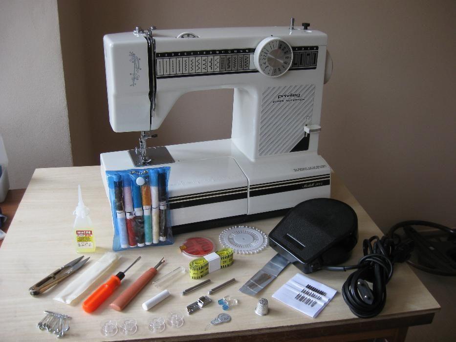 Фото - Швейная машина Privileg 5004 Германия