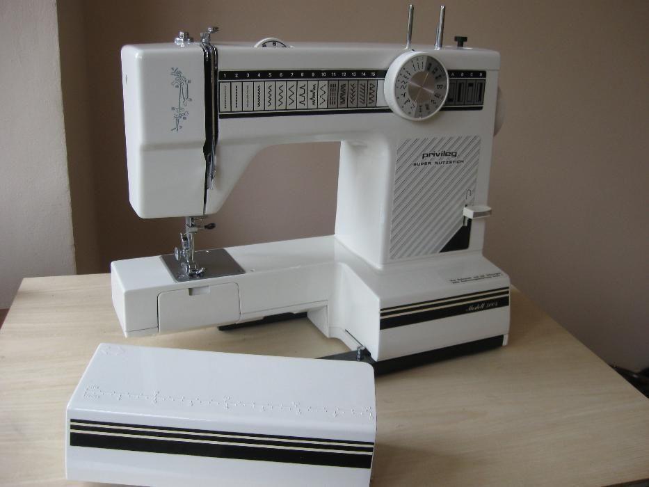 Фото 3 - Швейная машина Privileg 5004 Германия