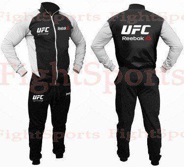 Фото 2 - Спортивный костюм UFC REEBOK - оплата при получении!