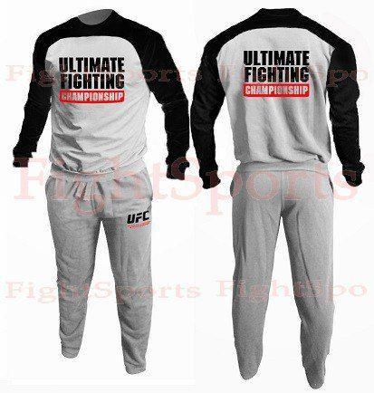 Фото - Спортивный костюм Ultimate Fighting - оплата при ПОЛУЧЕНИИ!!!