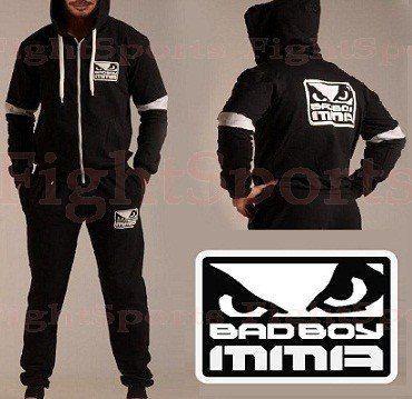 Фото 2 - Спортивный костюм Bad Boy Black T - оплата при получении!