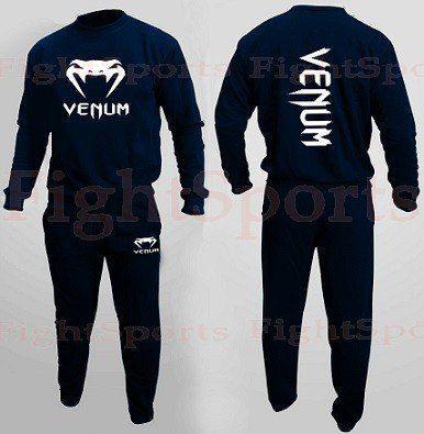 Фото - Спортивный костюм VENUM Blue - оплата при получении!