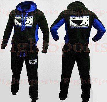 Фото 2 - Спортивный костюм Bad Boy Blue Star - оплата при получении!