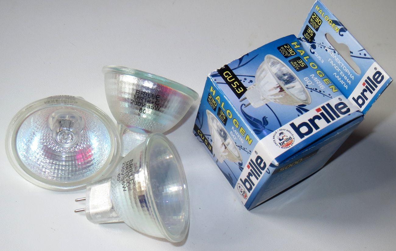 Фото 5 - Лампа MR16 Brille