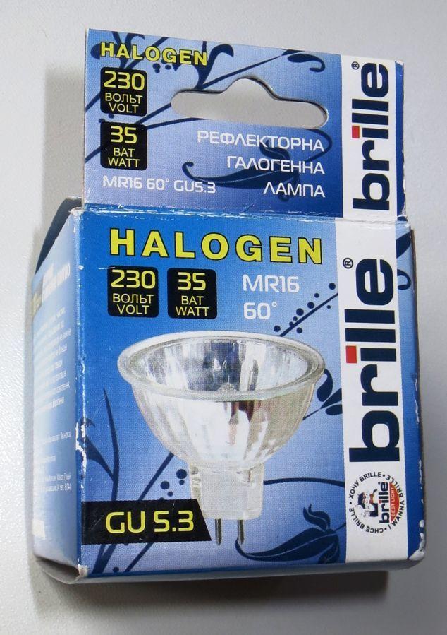 Фото 6 - Лампа MR16 Brille
