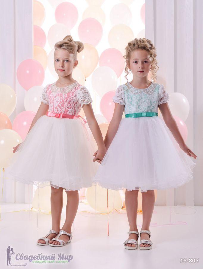 Фото 3 - Детские нарядные платья