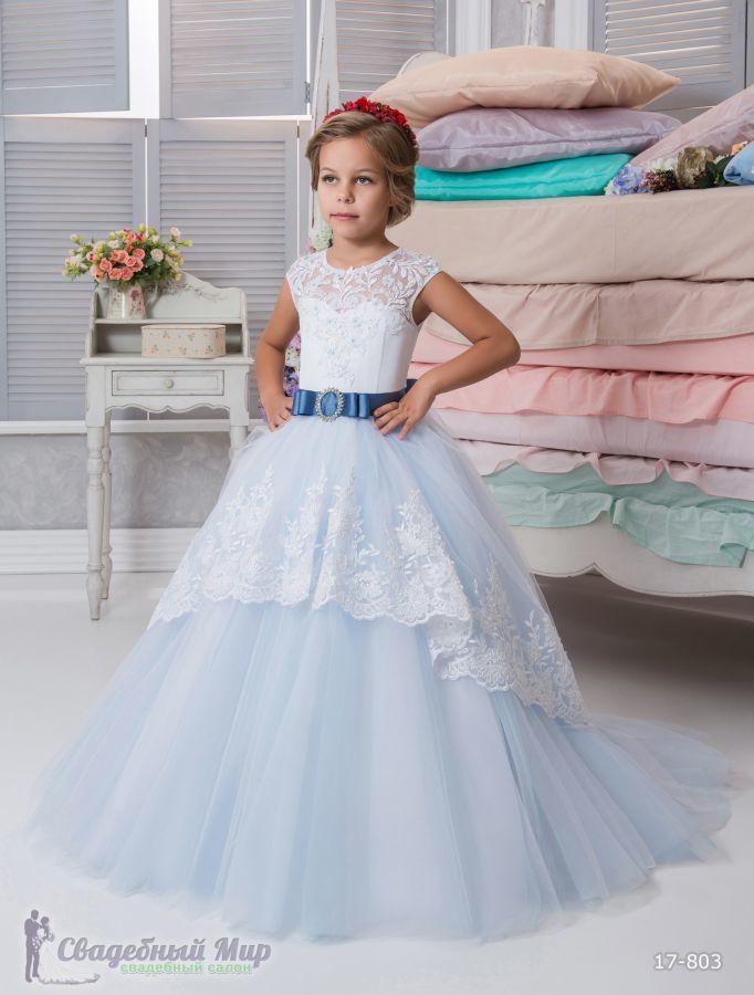 Фото 8 - Детские нарядные платья