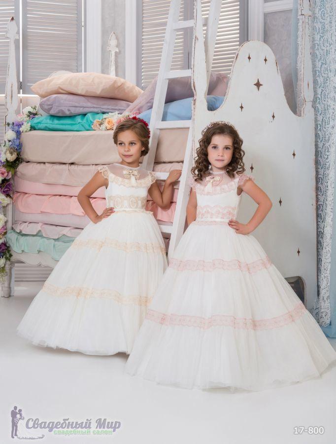 Фото 6 - Детские нарядные платья