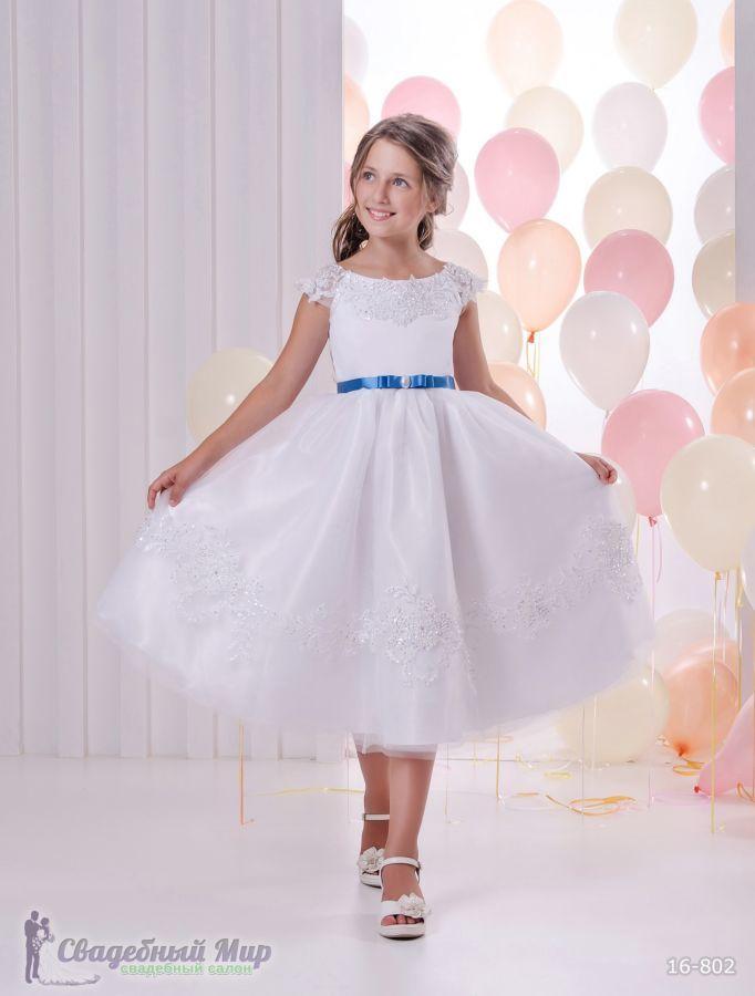 Фото - Детские нарядные платья