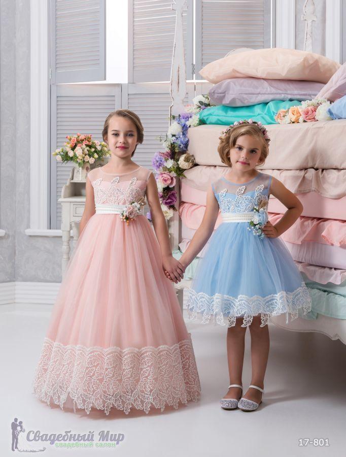 Фото 7 - Детские нарядные платья
