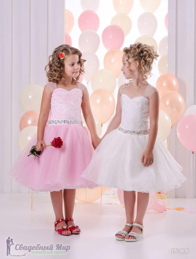 Фото 4 - Детские нарядные платья