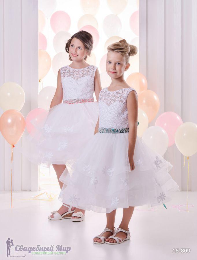 Фото 5 - Детские нарядные платья