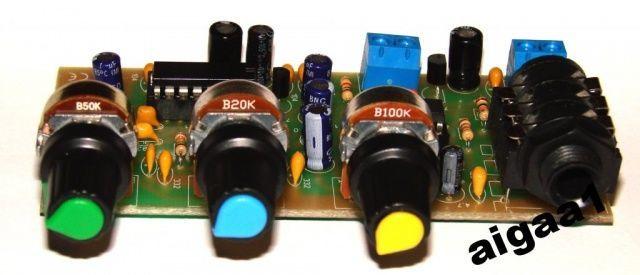 Фото - Микрофонный усилитель с эхо и реверберацией