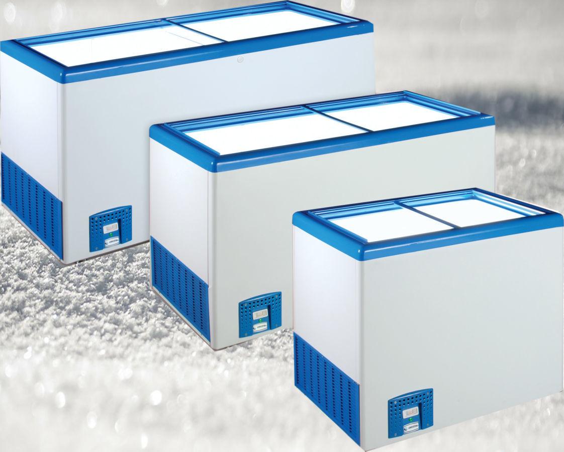 Фото 3 - Новые качественные морозильные лари Crystal EKTOR, отличная цена