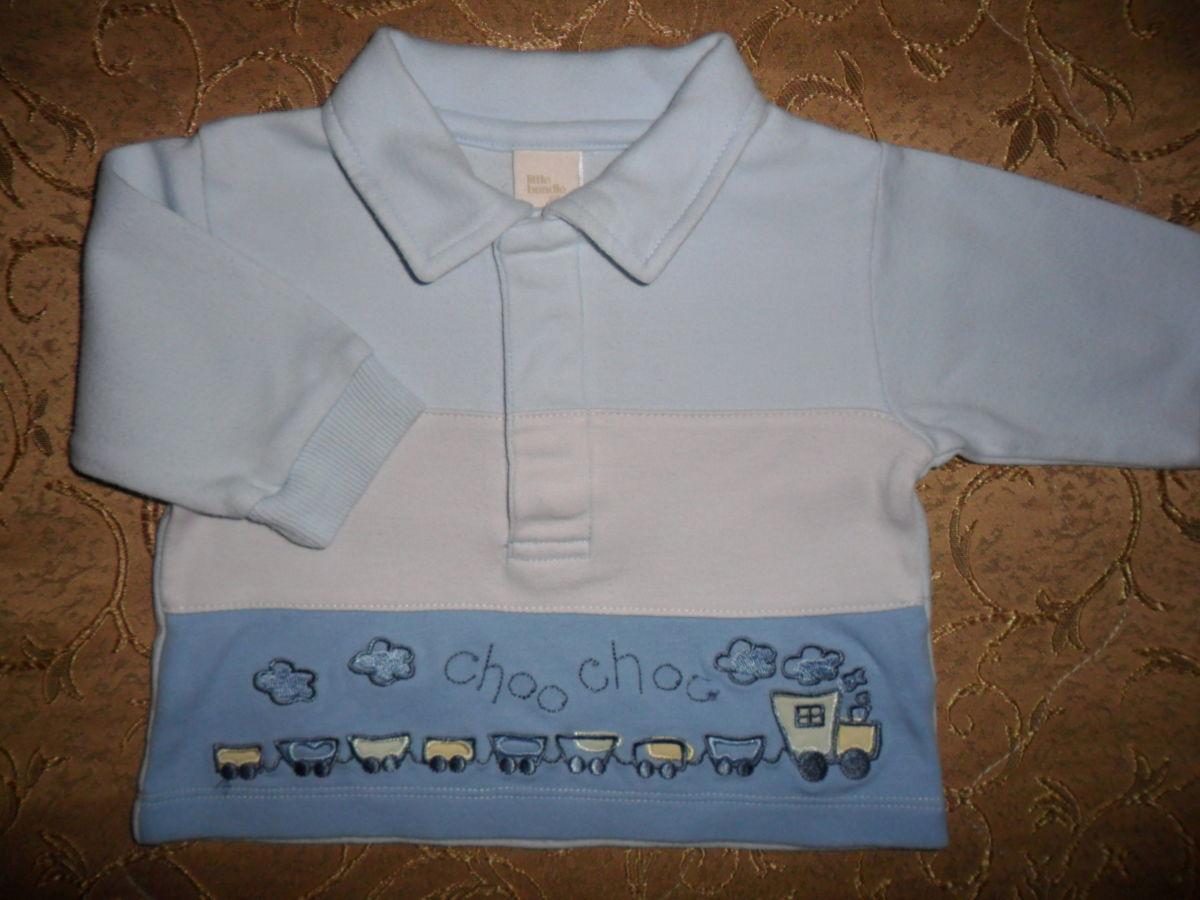 Фото 6 - Симпатичный костюмчик на малыша 3-6мес.-кофта и штаны
