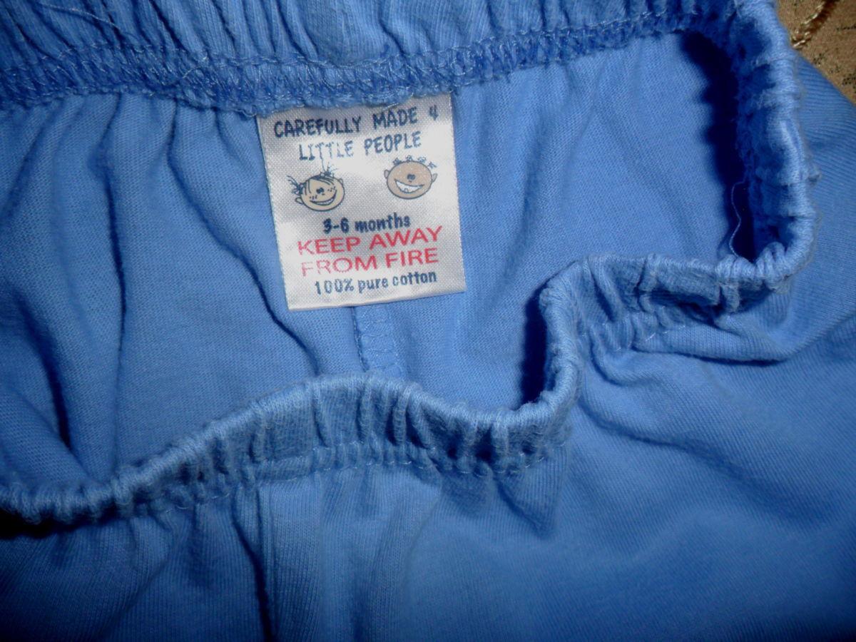 Фото 5 - Симпатичный костюмчик на малыша 3-6мес.-кофта и штаны