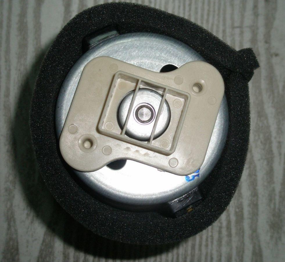 Фото 2 - Мотор (электродвигатель) пылесоса Philips PHb-T-03R128590 432200900731