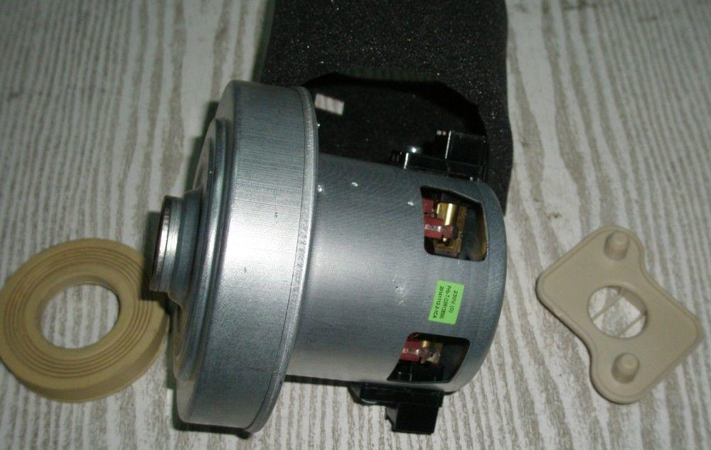 Фото 4 - Мотор (электродвигатель) пылесоса Philips PHb-T-03R128590 432200900731