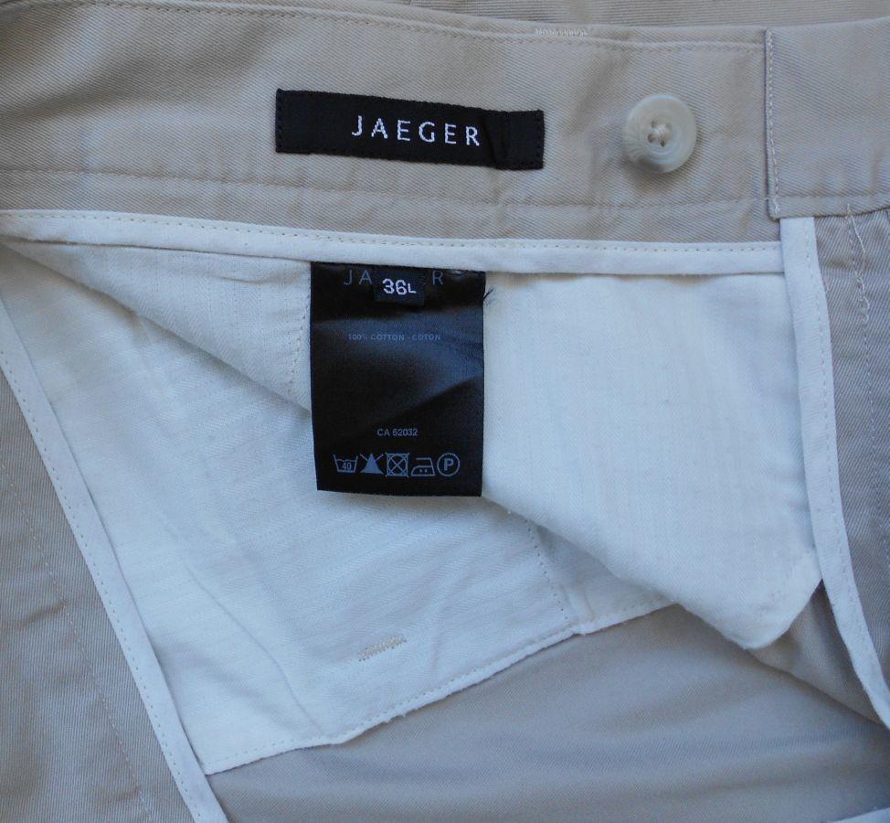 Фото 3 - Мужские брюки Jaeger London размер 36 L