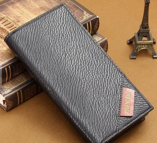 Фото - Мужской длинный бумажник