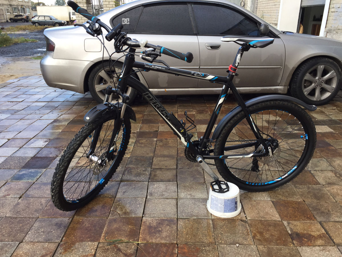 Фото 2 - Продам велосипед DRAG ZX3 в идеальном состоянии))