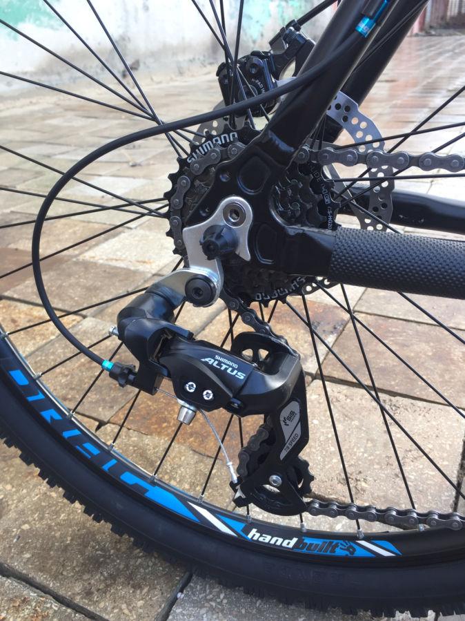 Фото 9 - Продам велосипед DRAG ZX3 в идеальном состоянии))