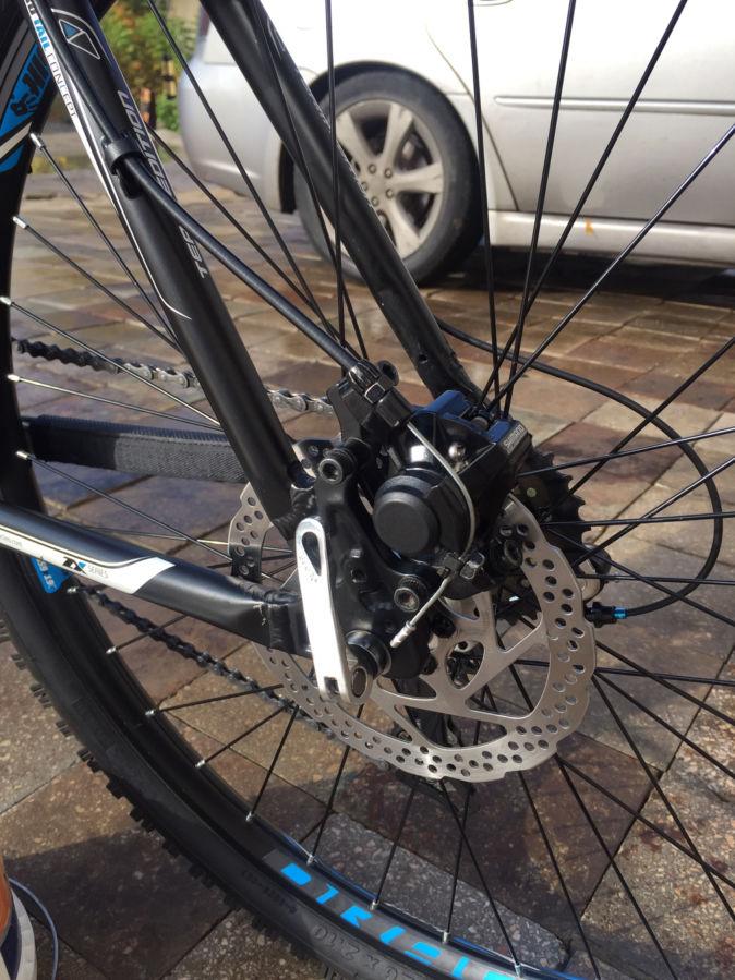 Фото 3 - Продам велосипед DRAG ZX3 в идеальном состоянии))