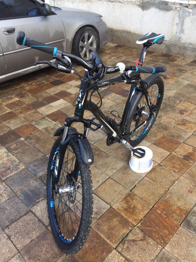 Фото 8 - Продам велосипед DRAG ZX3 в идеальном состоянии))
