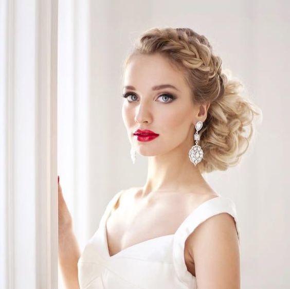 Фото 3 - Аэромакияж Киев, Услуги визажиста. Свадебный макияж для фотосессии.