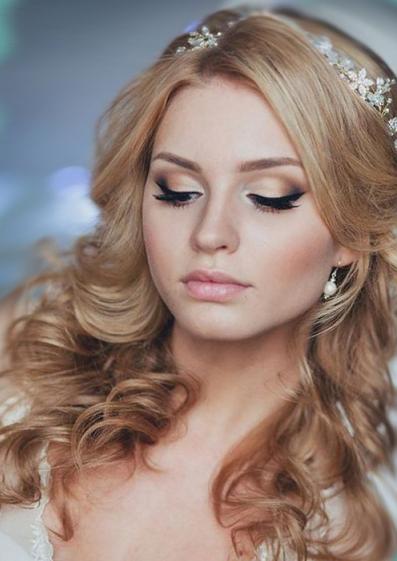 Фото 4 - Аэромакияж Киев, Услуги визажиста. Свадебный макияж для фотосессии.