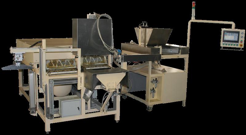 Фото - Автоматическая линия для производства кондитерских изделий АЛПК-2