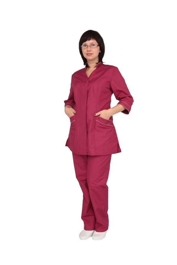 Фото - Костюм рабочий, женский, модельный,куртка, брюки