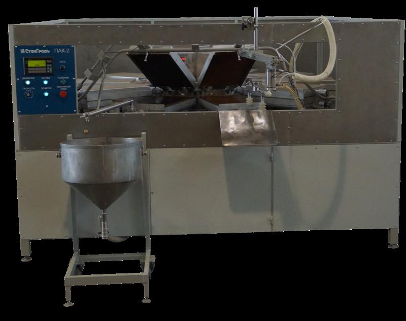 Фото - Печь автоматическая карусельная ПАК-2