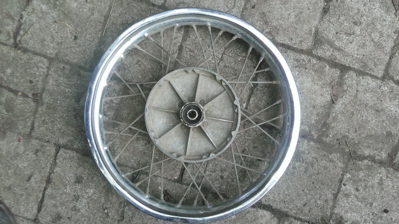 Фото - Диск колеса мото ИЖ