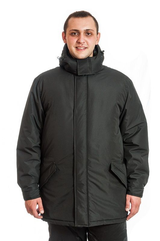 Фото - куртка утепленная - надежная защита от холода.