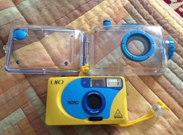 Фото - Подводная камера UFO Nemo waterproof (25m) H-208
