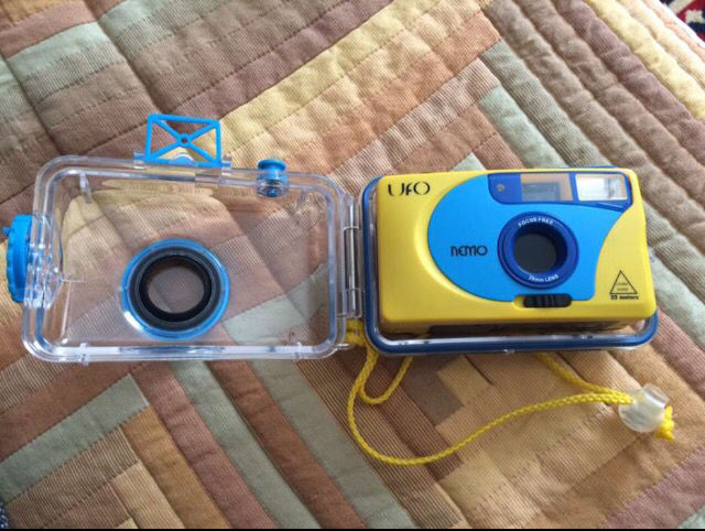 Фото 3 - Подводная камера UFO Nemo waterproof (25m) H-208
