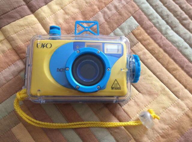 Фото 2 - Подводная камера UFO Nemo waterproof (25m) H-208