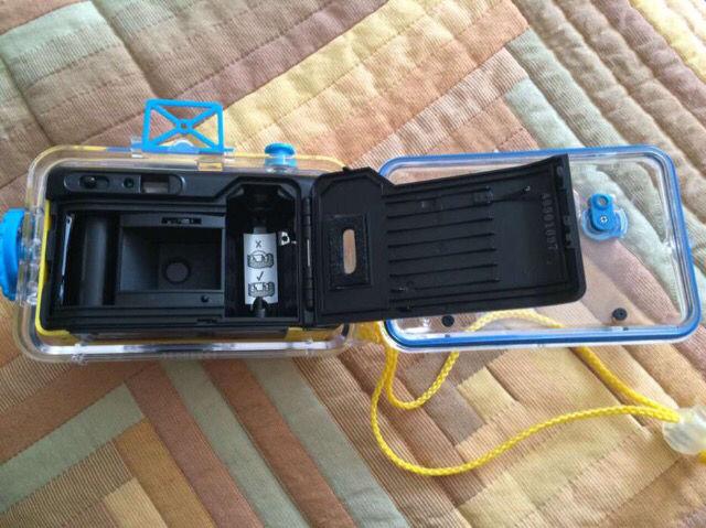 Фото 4 - Подводная камера UFO Nemo waterproof (25m) H-208
