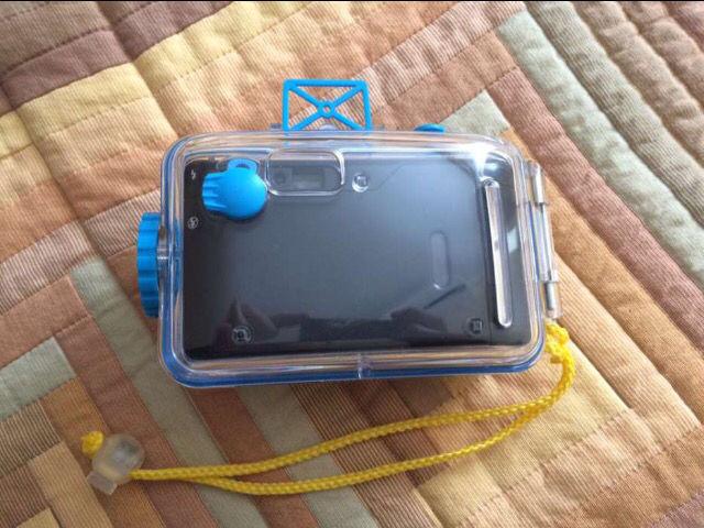 Фото 6 - Подводная камера UFO Nemo waterproof (25m) H-208