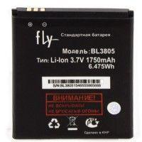 Фото - Аккумулятор Fly BL3805 1750 mAh IQ4404,IQ4402 AAA класс тех пакет