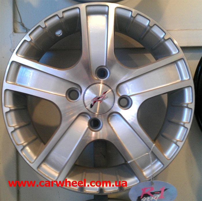 Фото - RS Wheels 838F 5,5x13 4x100 ET38 DIA67,1 (MS)