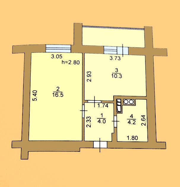 Фото - Квартира в центре Ирпеня. Максимальное оснащение