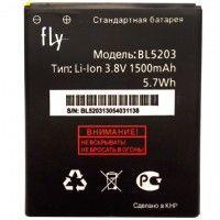 Фото - Аккумулятор Fly BL5203 1500 mAh IQ442 Miracle 2 Original тех пакет
