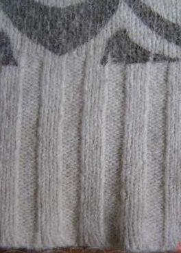 Фото 5 - Беленький свитер - гольф,S-М